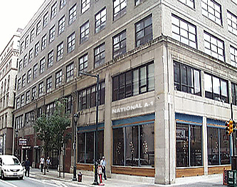 Our headquarters Philadelphia